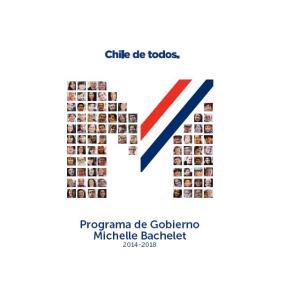 Programme M. Bachelet