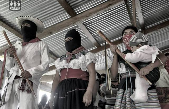 """Nuevas autoridades"" (nouvelles autorités)  par""Más de 131"", janvier 2014"
