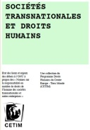 Societes transnationales et droits humains